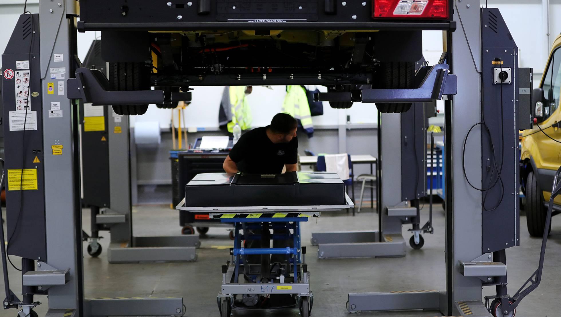 Europa quiere fabricar sus baterías para coches